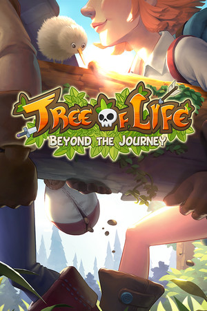 Tree of Life poster image on Steam Backlog