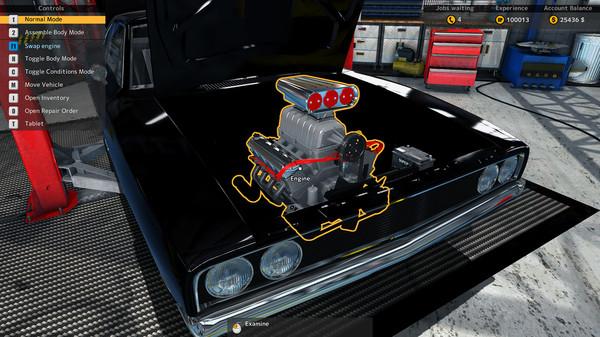 Car Mechanic Simulator 2015 Mods >> May 9 2016 Performance Dlc Patch 1 0 7 1 Car Mechanic