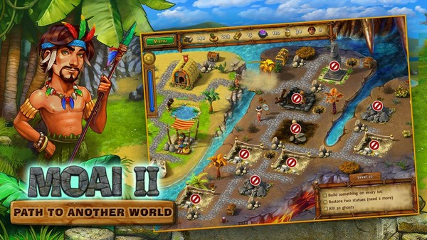 MOAI 2: Path to Another World 5