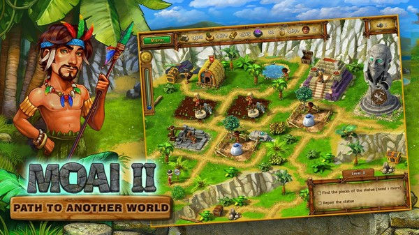 MOAI 2: Path to Another World 0