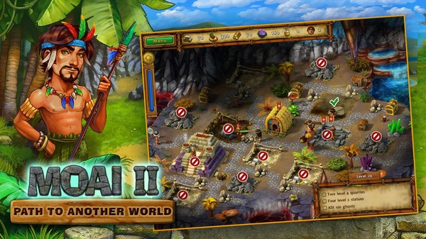MOAI 2: Path to Another World 1