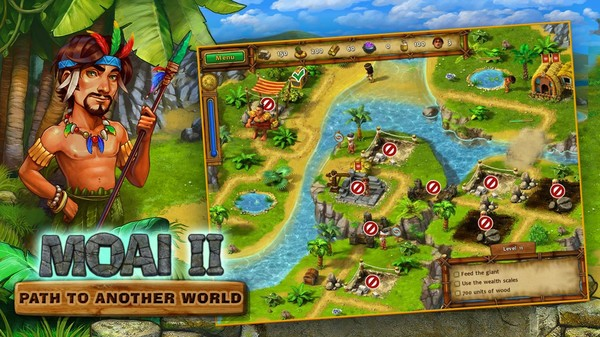 MOAI 2: Path to Another World 6