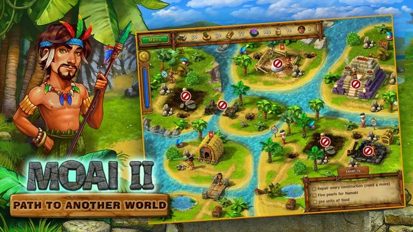 MOAI 2: Path to Another World 4