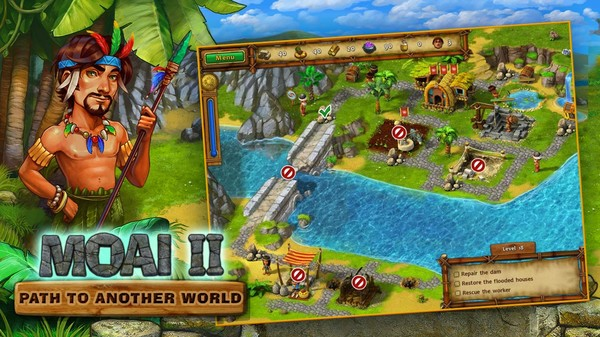 MOAI 2: Path to Another World 3