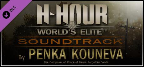 H-Hour: Worlds Elite - Soundtrack