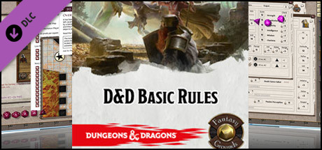 Fantasy Grounds - D&D Basic Rules and Theme
