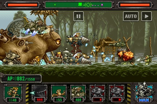 Metal slug: defense iphone game free. Download ipa for ipad.