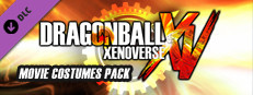 Dragon Ball Xenoverse: Movie Costume Pack