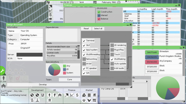 Free Software Inc. CD Key 3