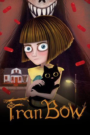 Fran Bow poster image on Steam Backlog