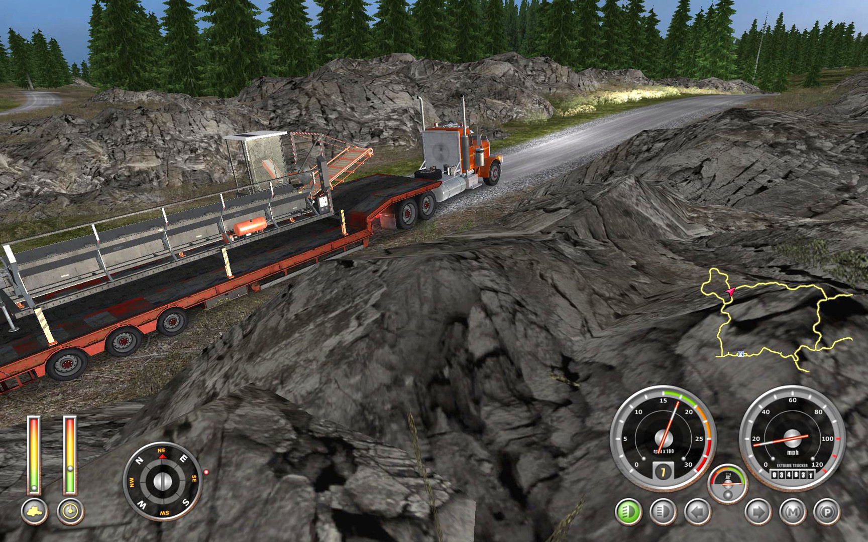 Trucker 2 pc game free download impacts of gambling