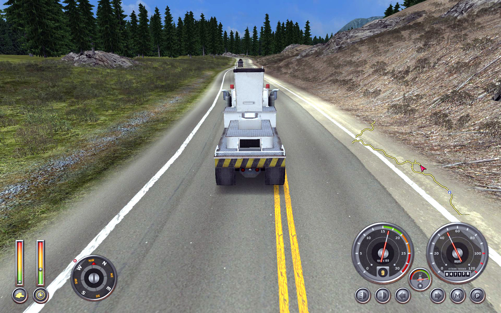 18 wheels of steel extreme trucker vollversion