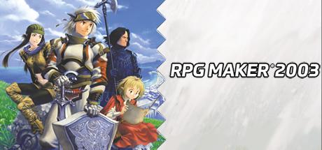 Game Banner RPG Maker 2003