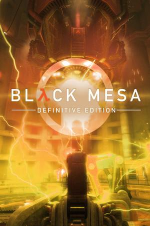 Black Mesa poster image on Steam Backlog