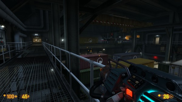 скриншот Black Mesa 16