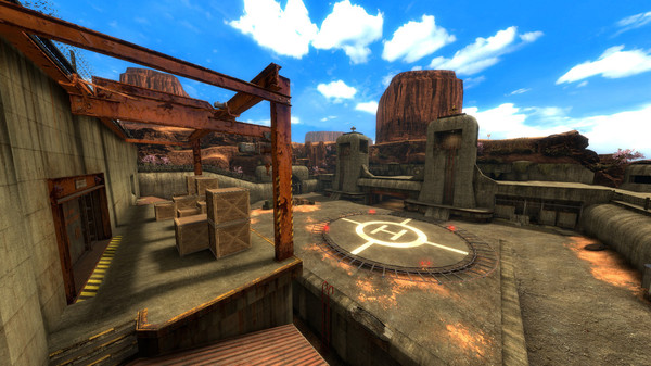 скриншот Black Mesa 12