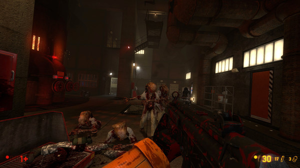 скриншот Black Mesa 13