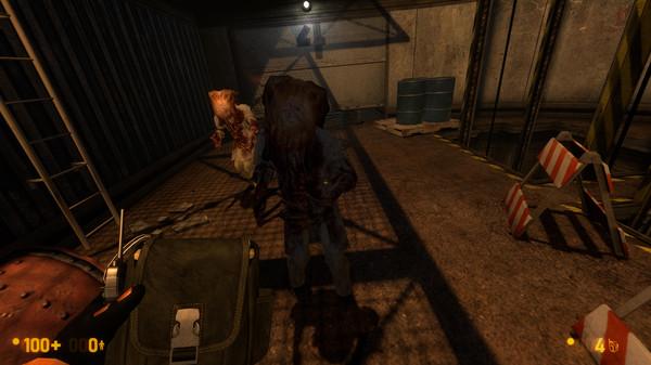 скриншот Black Mesa 17