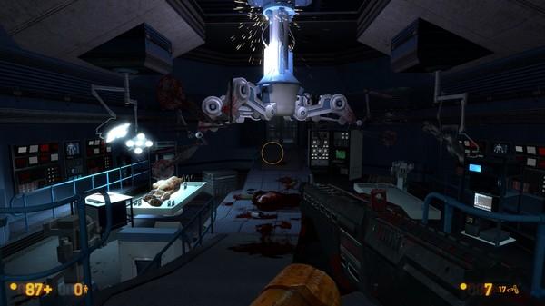 скриншот Black Mesa 14