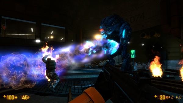 скриншот Black Mesa 10