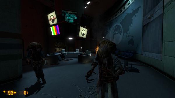 скриншот Black Mesa 8