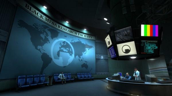 скриншот Black Mesa 1