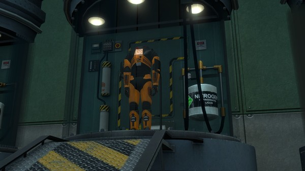 скриншот Black Mesa 3