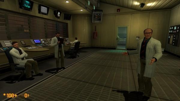 скриншот Black Mesa 7