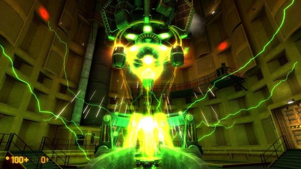 скриншот Black Mesa 9