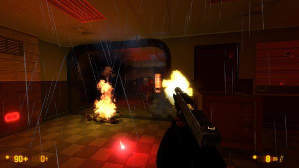 скриншот Black Mesa 2