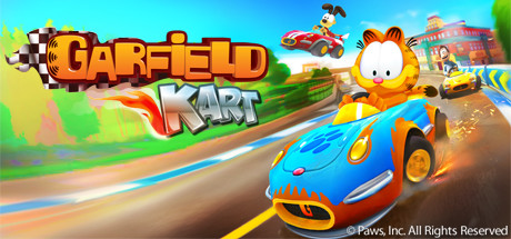 Garfield Kart Steam Game