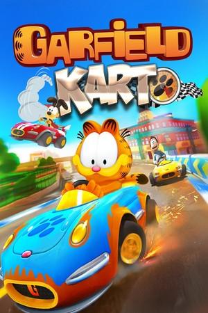Garfield Kart poster image on Steam Backlog