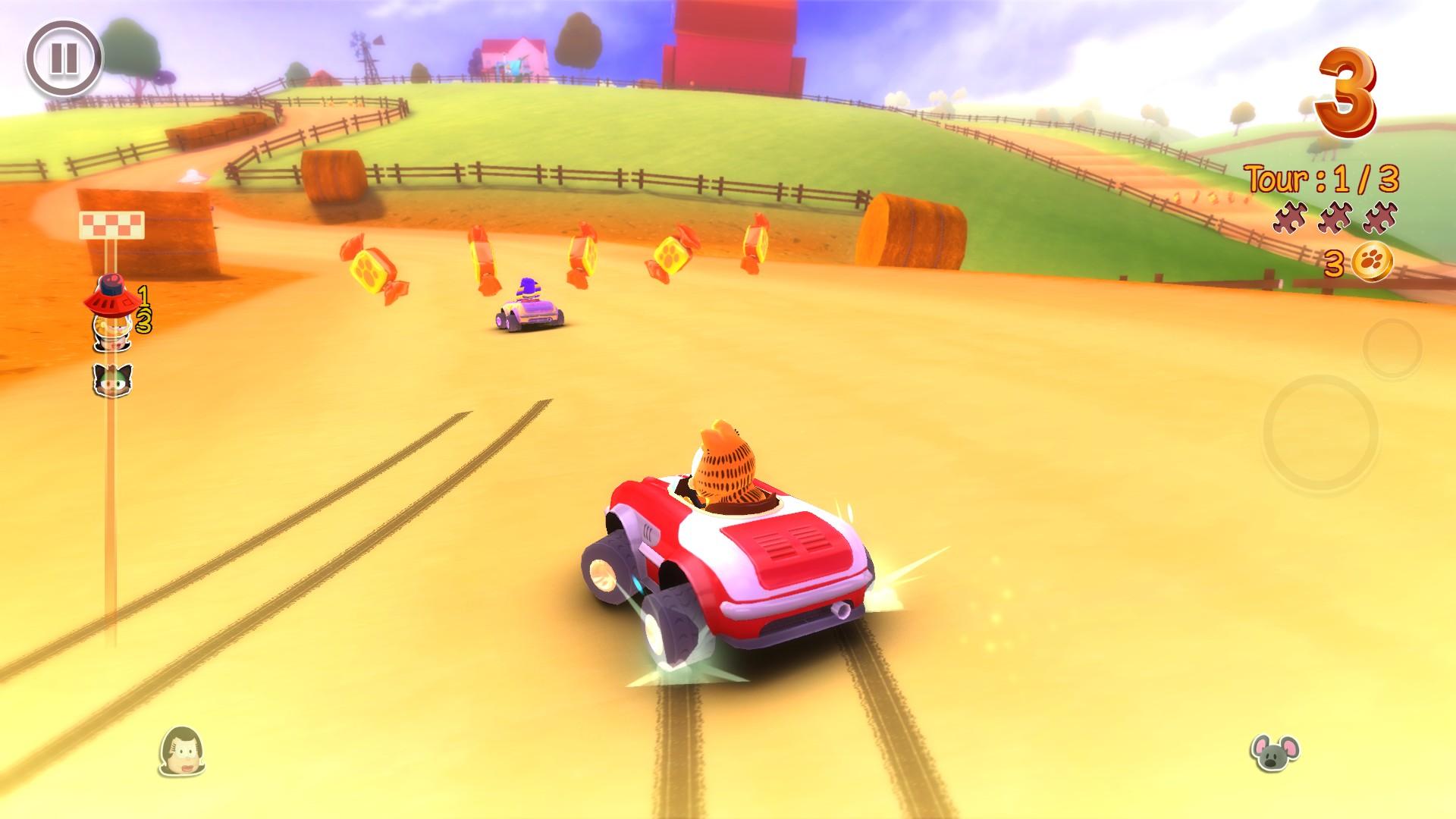 Garfield Kart On Steam