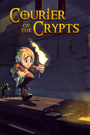 Courier of the Crypts poster image on Steam Backlog