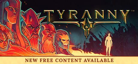 Tyranny Gold Edition Capa