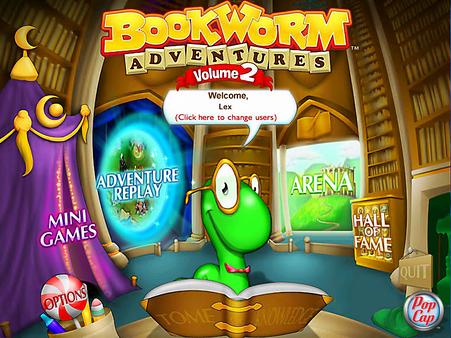Bookworm™ Adventures Volume2