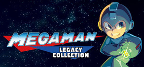 Mega Man Legacy Collection cover art