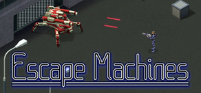 Escape Machines cover art