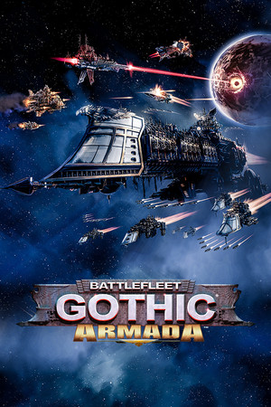 Battlefleet Gothic: Armada poster image on Steam Backlog