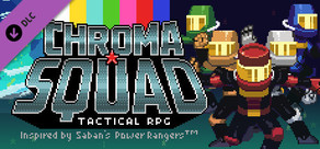Chroma Squad - Soundtrack cover art