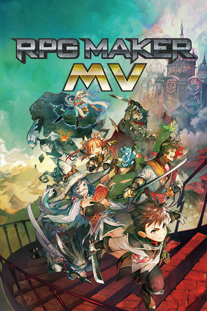 RPG Maker MV poster image on Steam Backlog