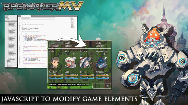RPG Maker MV System Requirements - Can I Run It? - PCGameBenchmark
