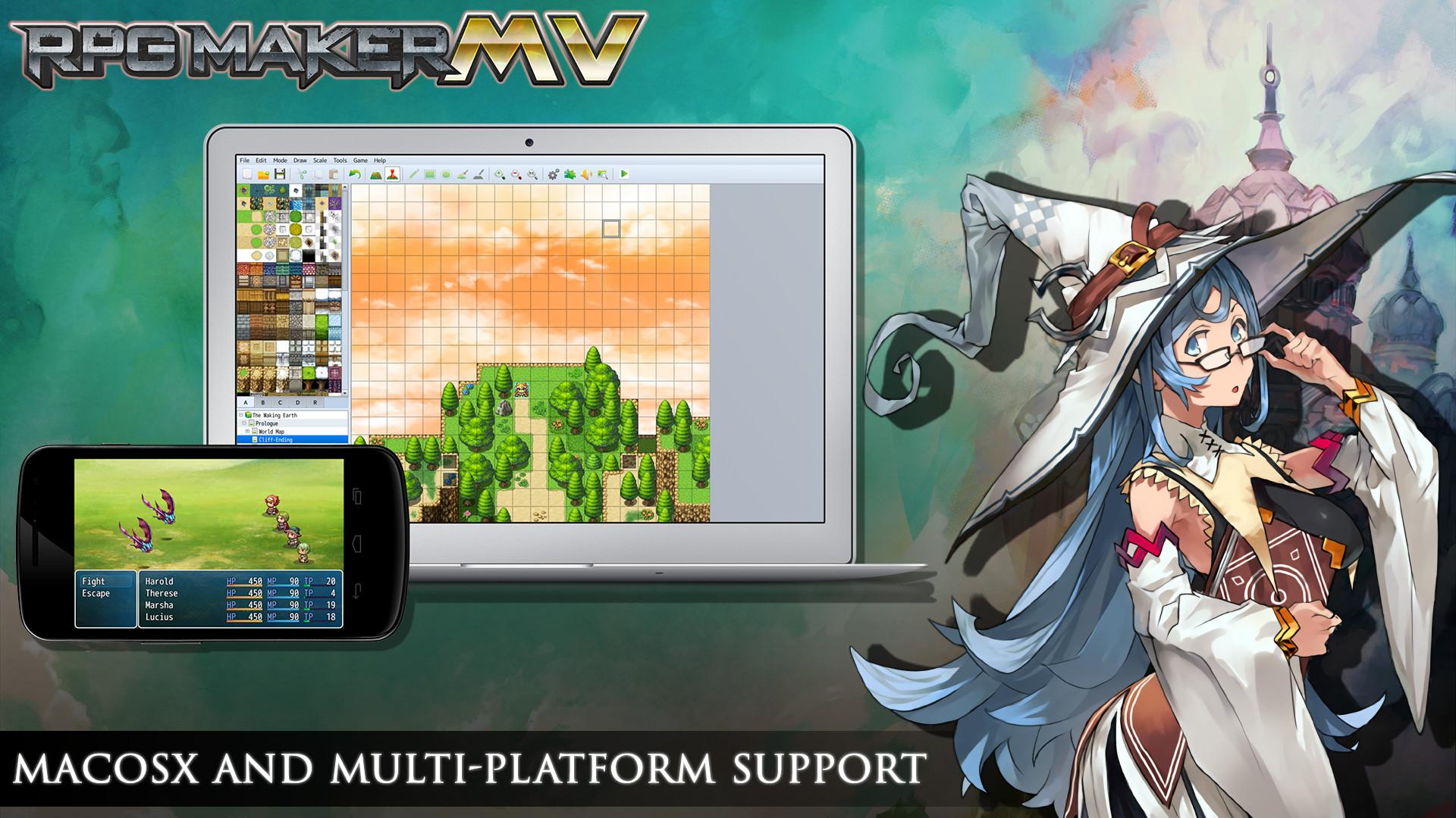 rpg game maker free mac