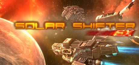 Solar Shifter EX Cover