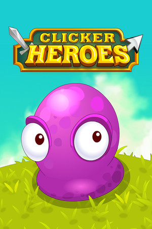 Clicker Heroes poster image on Steam Backlog