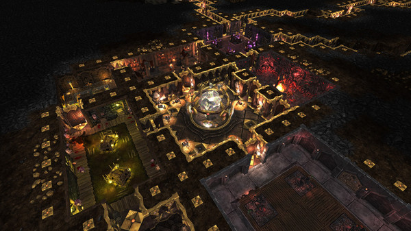 скриншот War for the Overworld: Heart of Gold 0