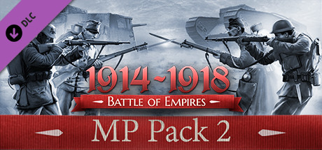 Battle of Empires : 1914-1918 - MP Pack 2