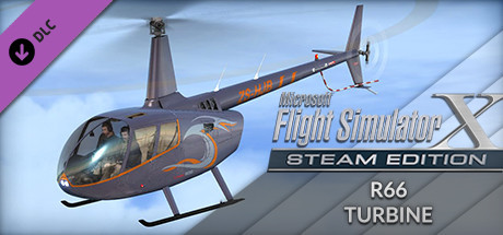 FSX: Steam Edition - R66 Turbine Add-On