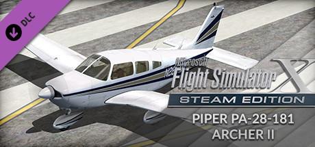 FSX: Steam Edition - Piper PA-28-181 Archer II Add-On