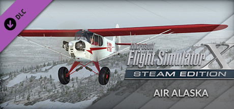 FSX: Steam Edition - Air Alaska Add-On